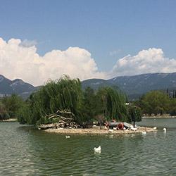 دریاچه بوجا گولت