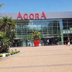 مرکز خرید آگورا