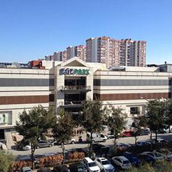 مرکز خرید اج پارک