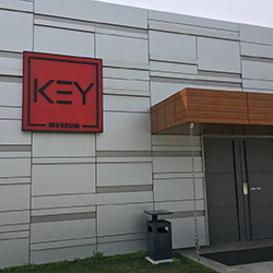 موزه کلید