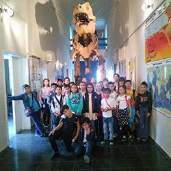 موزه تاریخ طبیعی دانشگاه اژه