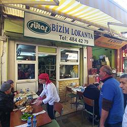 رستوران بیزیم لوکانتا