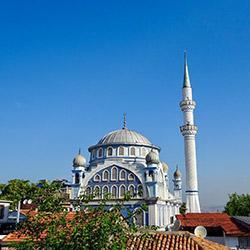 مسجد فاتیح چینلی