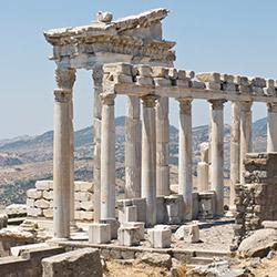 شهر باستانی پرگامون