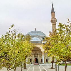 مسجد ینی (جناب احمد پاشا)