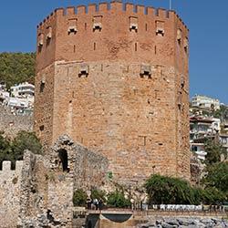 دژ کیزیل کوله (برج قرمز)