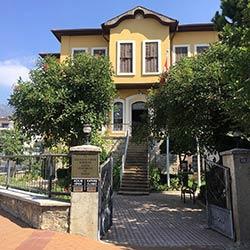 موزه خانه آتاترک در آلانیا