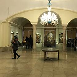 موزه نگارخانه کاخ گلستان