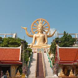 معبد فرا یای (مجسمه بودای بزرگ)