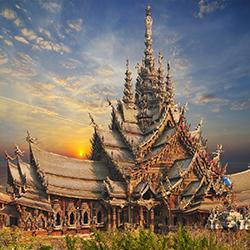 پناهگاه تروث (معبد حقیقت)