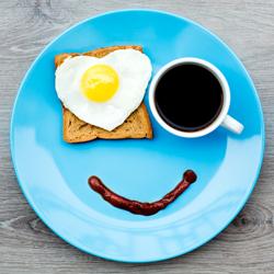 سالن صبحانه