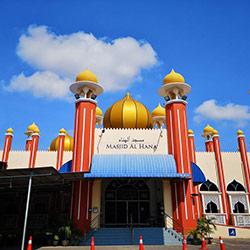 مسجد الحنا