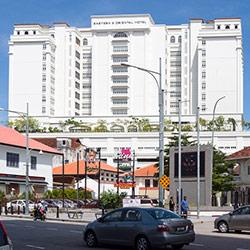 ساختمان (هتل) میراث ایسترن اند ارینتال