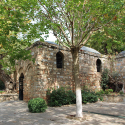 خانه ویرجین ماری در افسوس