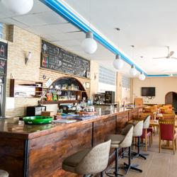 رستوران و بار  هتل پونز بوتیک