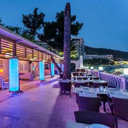 رستوران روباز زگما