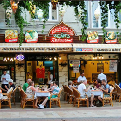 رستوران آناتولیا