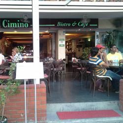 کافه و بیسترو جیمینو
