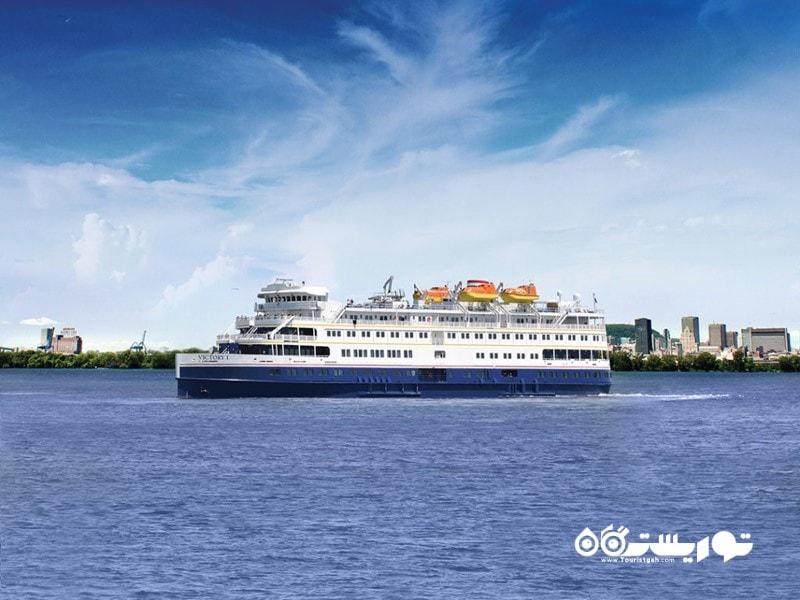 11- 50 سال از سفر کشتی ویکتوری (Victory Cruise)