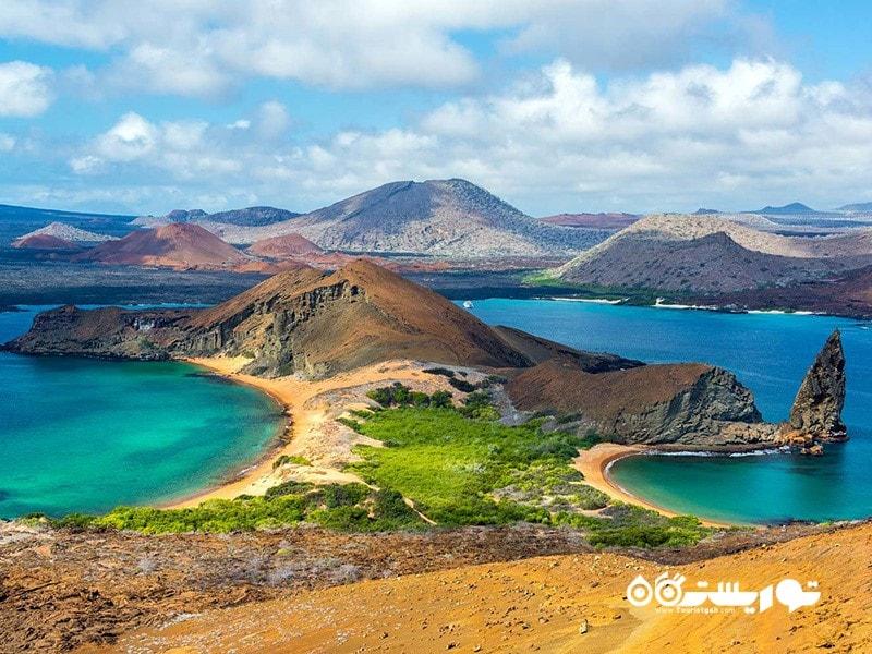 حقایق جالب درباره جزایر شگفت انگیز گالاپاگوس