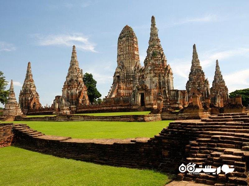 25.آیوتایا (Ayutthaya)، تایلند