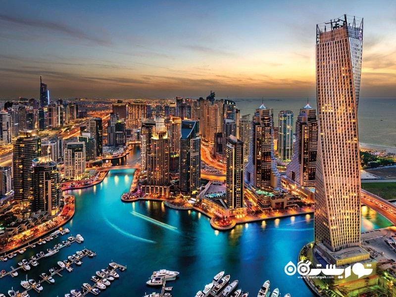 حقایق دیوانه کننده درباره دبی
