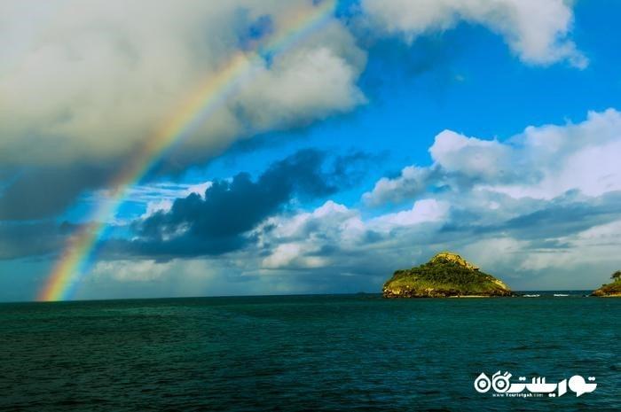 بندرگاه دیپ، آنتیگوآ (Deep Harbor, Antigua)