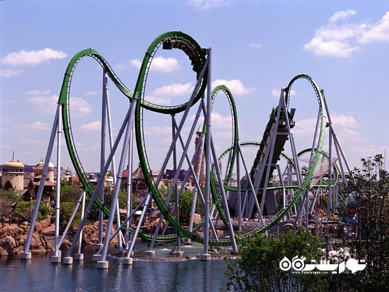 یونیوِرسال اورلاندو ریزورت (Universal Orlando Resort)