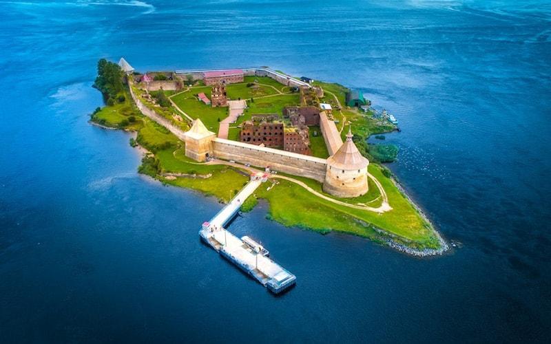 دیدنی ترین شهر های کوچک روسیه