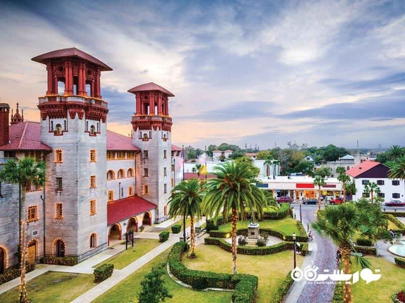 شهر سَنت آگوستین (St. Augustine)، ایالت فلوریدا (Florida)