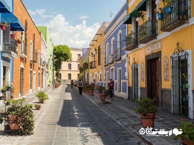 شهر پوئِبلا (Puebla)، مکزیک (Mexico)