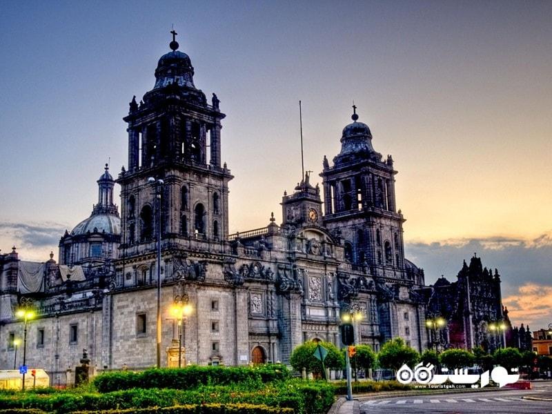 مکزیک یکی از بهترین مقاصد برای تجربه یک سفر فرهنگی