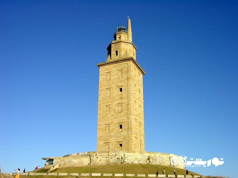 39.برج هرکول (Tower of Hercules)، اسپانیا