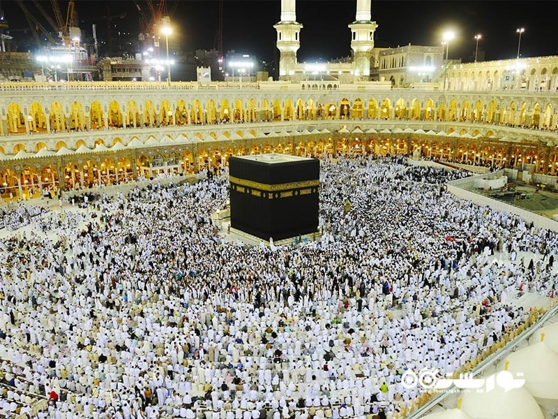 1 – خانه کعبه (The Kaaba)