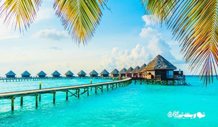 9- مالدیو با مساحت 300 کیلومتر مربع