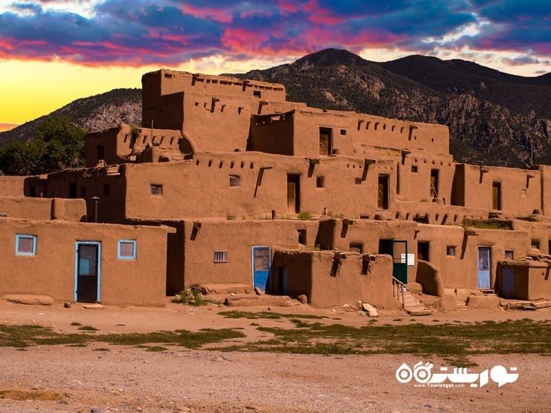 شهر تائوس (Taos)، ایالت نیو مکزیکو (New Mexico)