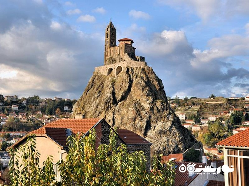 5.سنت میشل د گویی (Saint Michel d'Aiguilhe)، فرانسه