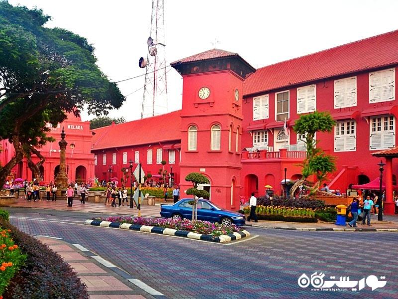 شهر تاریخی مالاکا