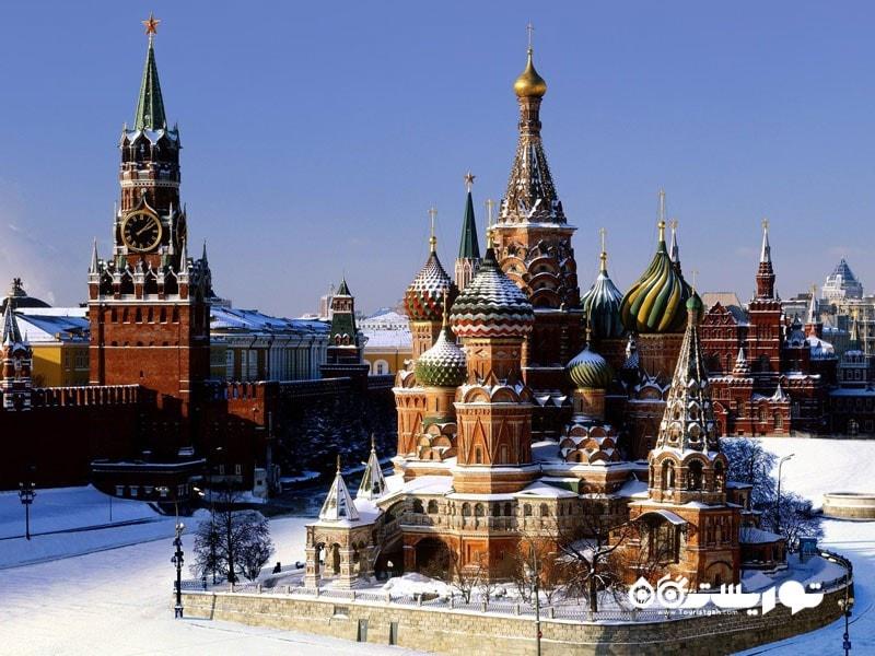 روسیه بزرگترین کشور جهان