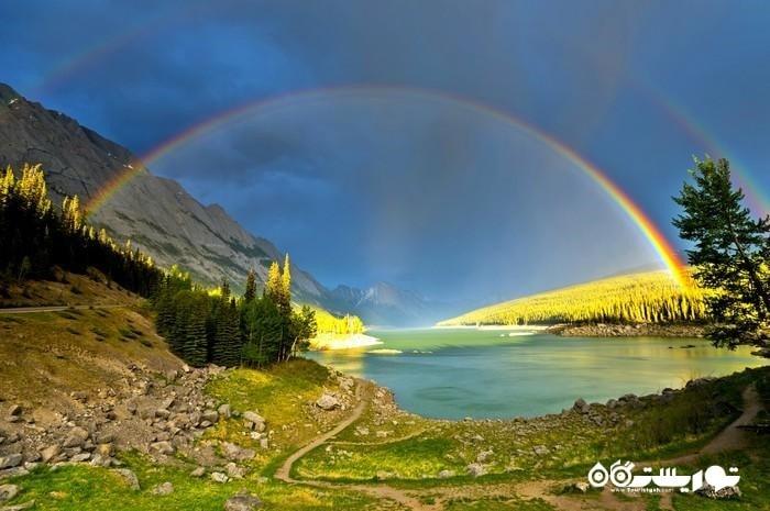 پارک ملی جَسپِر، کوه های کانادایی راکی