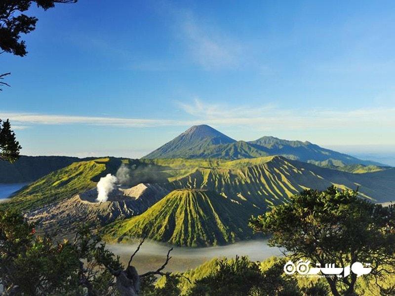 37.کوه برومو (Mount Bromo)، اندونزی