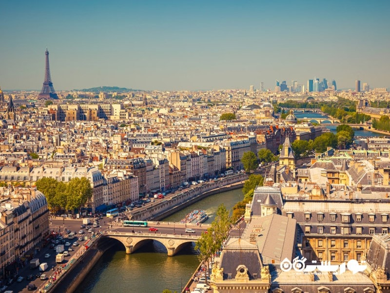 1. پاریس در فرانسه