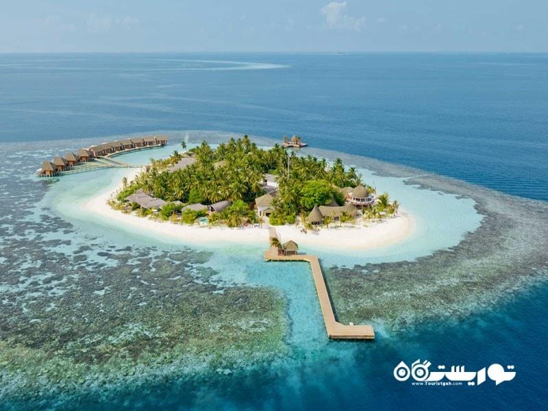 مالدیو کوچکترین کشور قاره آسیا