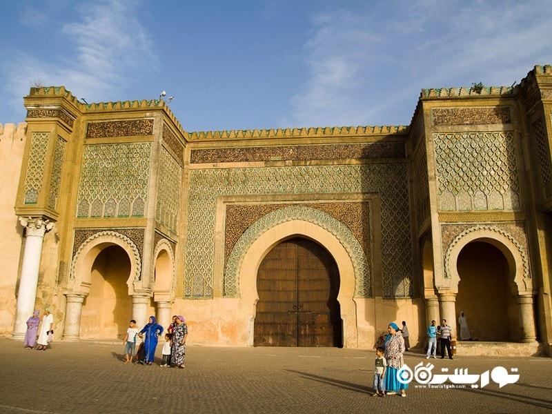 7 - مکنس Meknes