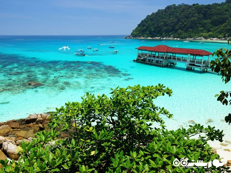 جزایر پرهنتیان