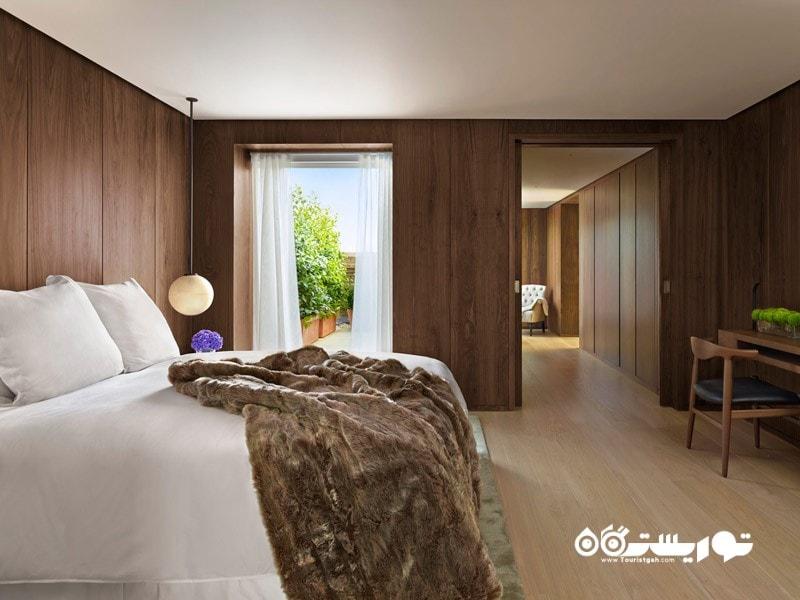 پنت هاوس سوییت در هتل لندن ادیشن