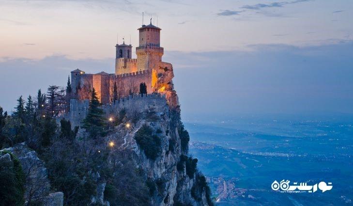 5- سن مارینو (San Marino) با مساحت 61 کیلومتر مربع