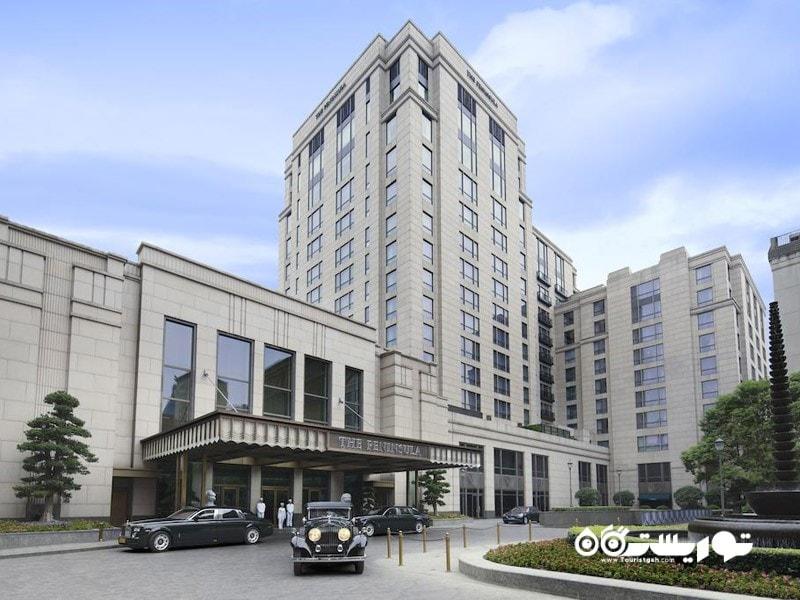 2- آخرهفته ای عالی در هتل پنینسولا شانگهای