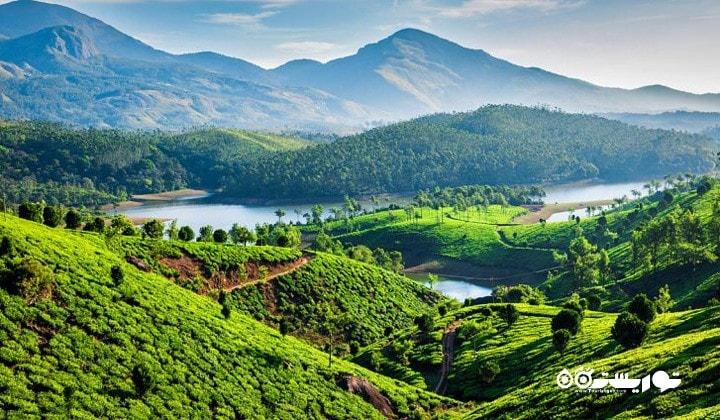 هند دومین کشور پهناور از لحاظ جمعیت و هفتمین از لحاظ مساحت می باشد