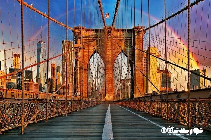 پل بروکلین، نیویورک (Brooklyn Bridge, New York)